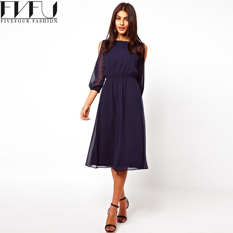 Blue Spring Dresses Promotion-Shop for Promotional Blue Spring ...