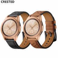 Gear S3 Frontier Strap For Samsung Galaxy Watch 46mm/active 22mm Watch band huawei watch gt strap amazfit gtr 47mm/bip strap