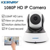 Kervay 1080 p completo 2MP HD WiFi cámara IP Wireless cctv vigilancia cámara de seguridad con Motion detección función de alerta