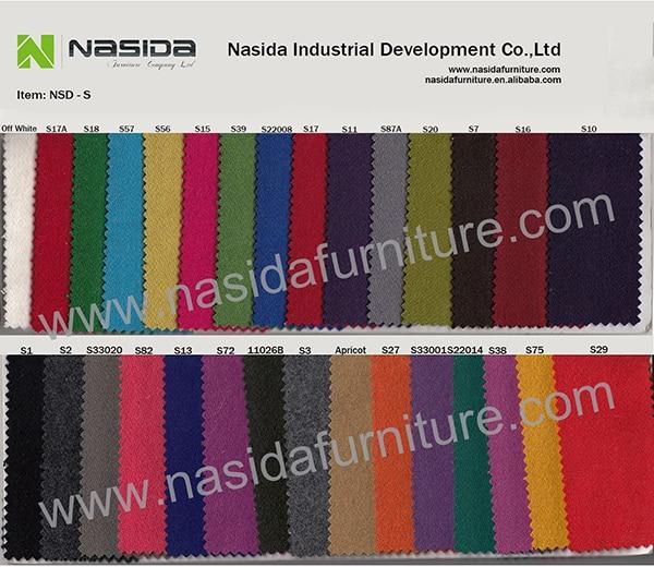 Aliexpress.com : Acquista NASIDA Palette tessuto Cashmere Panno e ...