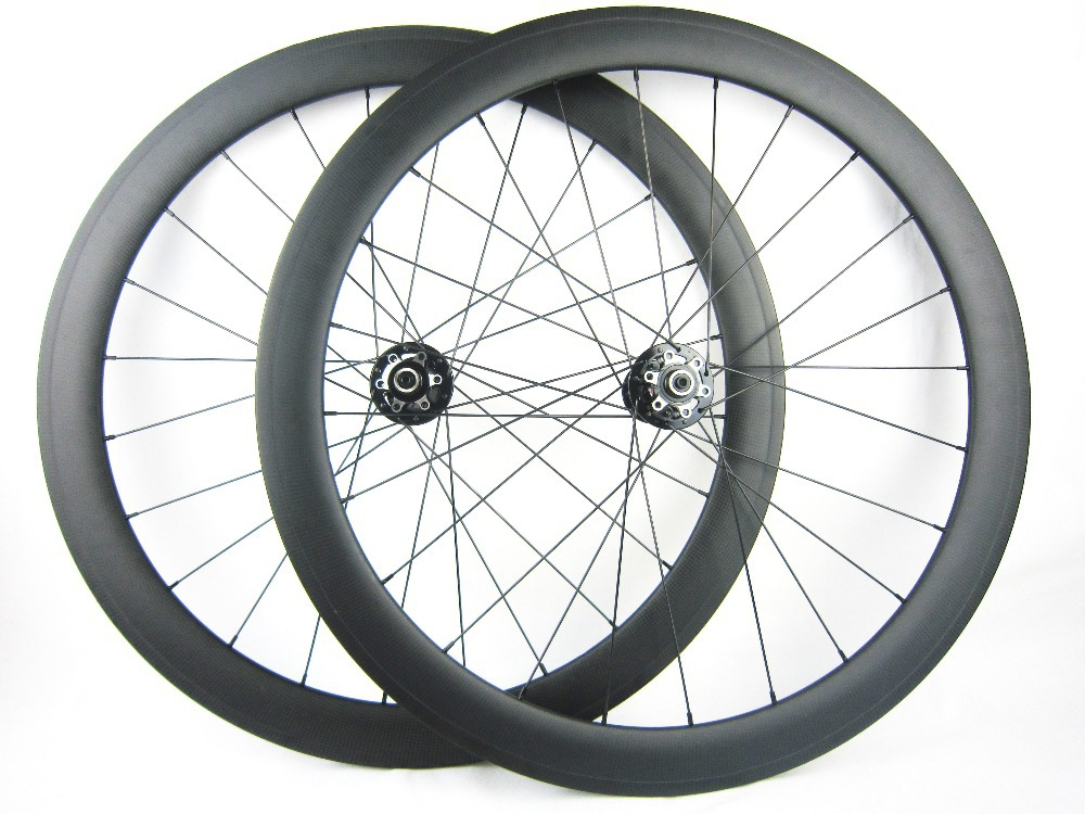 50mm Disc Brake Carbon Wheel Thru Axle Front 12/15mm Rear12*142mm QR /Skewers Version Road Cyclocross Wheel set Clincher/Tubular amo wheel seal front axle
