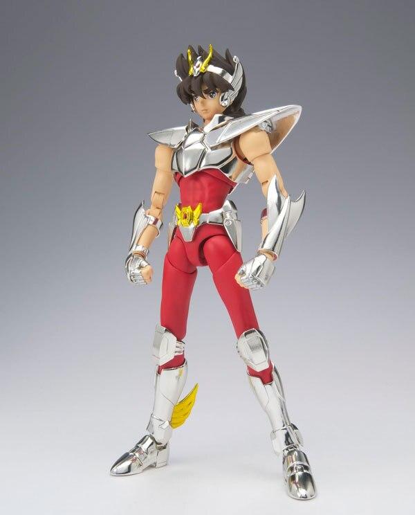 """Saint Seiya"" Original BANDAI Tamashii Nations Saint Cloth Myth EX Action Figure Pegasus Seiya (New Bronze ผ้า)-ใน ฟิกเกอร์แอคชันและของเล่น จาก ของเล่นและงานอดิเรก บน   3"