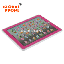Y-Pad English Computer Learning Education computer Tablet Toy Games Gift for Kid
