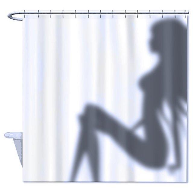 funny shower curtain. 72\ Funny Shower Curtain