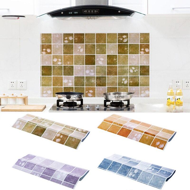 Peralatan Dapur Stiker Dinding Pvc