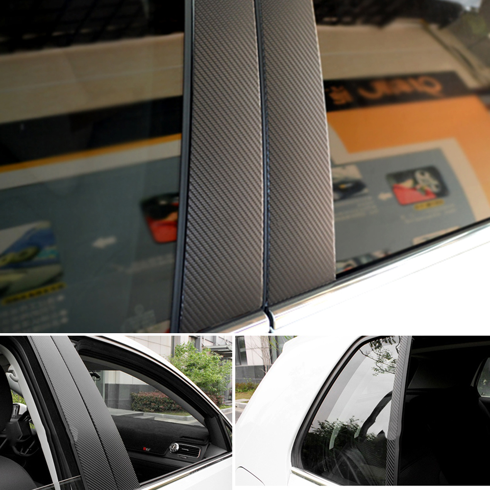 30cmx127cm 3D Carbon Fiber Vinyl Car Wrap Sheet Roll Film Car stickers and Decals Motorcycle Car Styling Accessories Automobiles 10