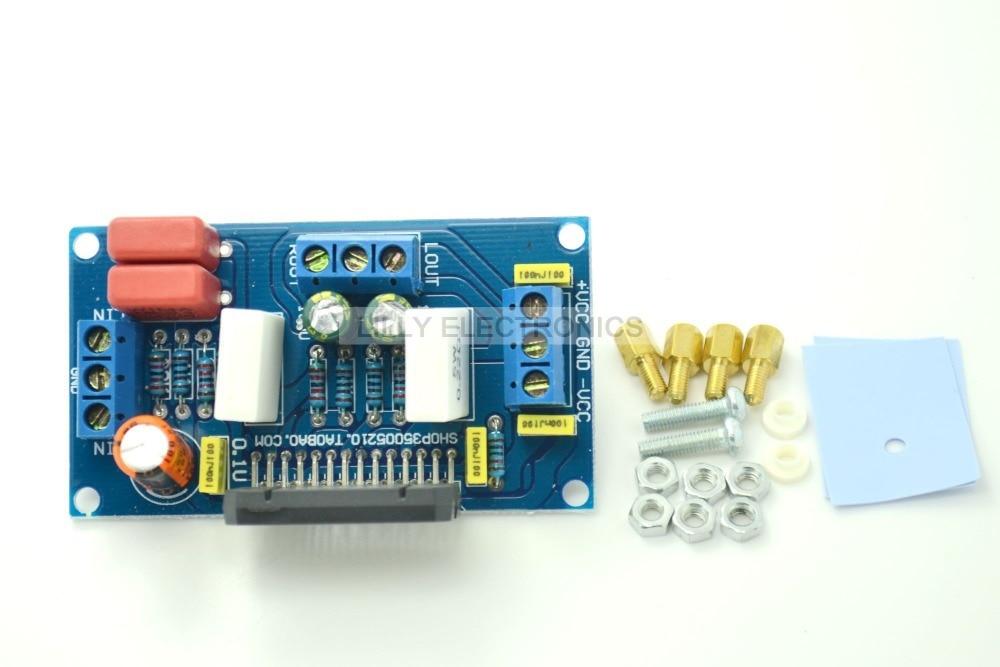 Dual-Channel LM4780 Amplifier Module Board 2X68W DC +/-30V-38V