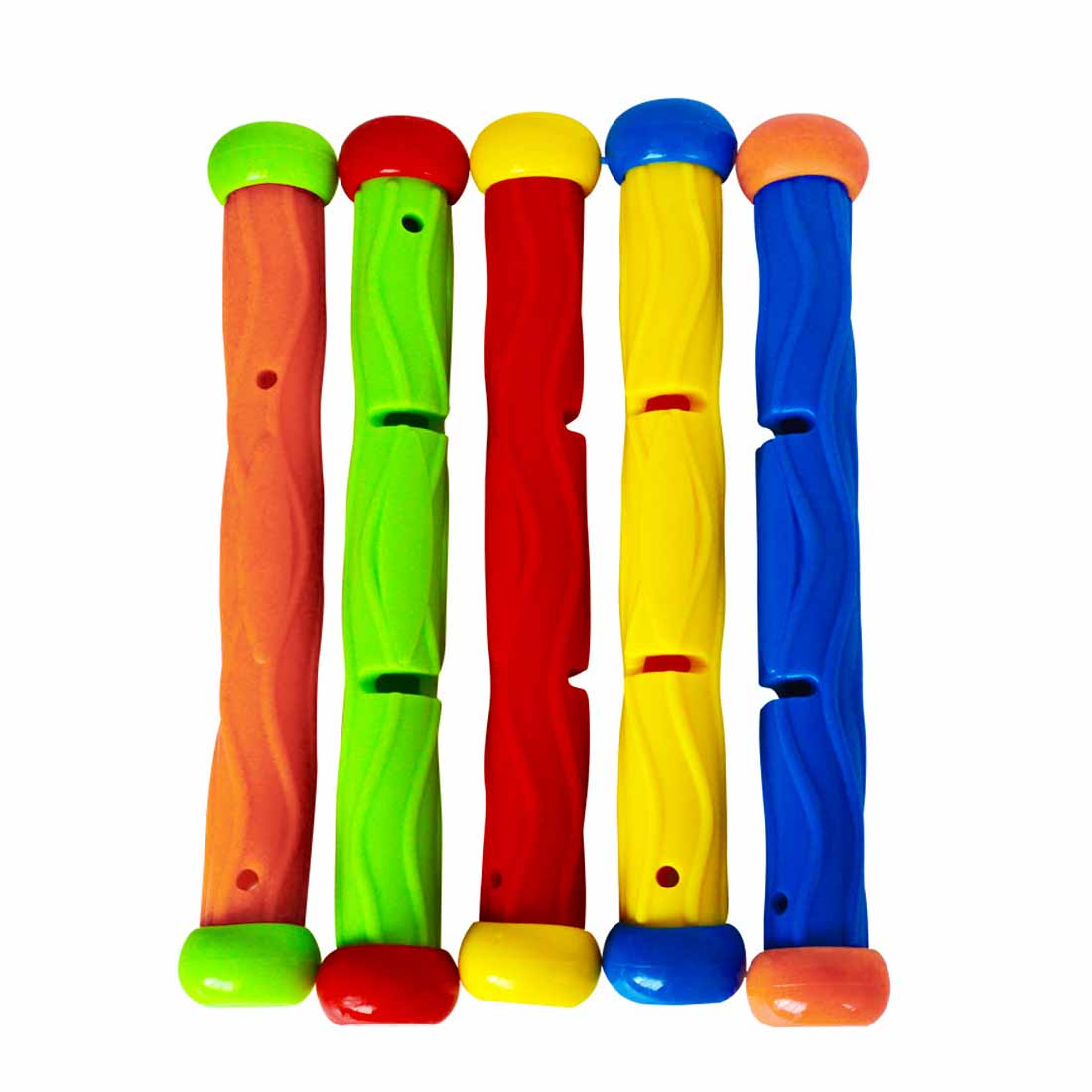 5Pcs/set Underwater Sports Swimming Pool Dive Game Stick Toys Funny Kids Children Diving Stick Toys Swimming Pool Accessories