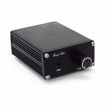 Tarjeta de Audio DC12V 24V amplificador Digital, TPA3116, 100w de potencia, amplificador Mono de Subwoofer para coche, clase 1,0