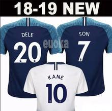 62fa957b11b 18 19 Tottenhames KANE Home away third white Soccer Jersey 2018 LAMELA  ERIKSEN DELE