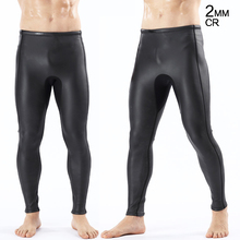 Men 2MM nine points diving pants trousers CR rubber diving suit  Surf Clothing Canoeing Kayak Swimwear 2018 new women s postpartum swimwear ladies sunscreen clothing ladies swimwear suit surf clothing diving clothing swimwear vy715