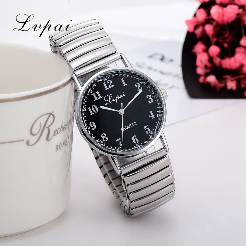 Lvpai Brand Luxury Silver Dial Design Women Watches Ladies Dress Business Quartz Wristwatches Fashion Sport Female Watch