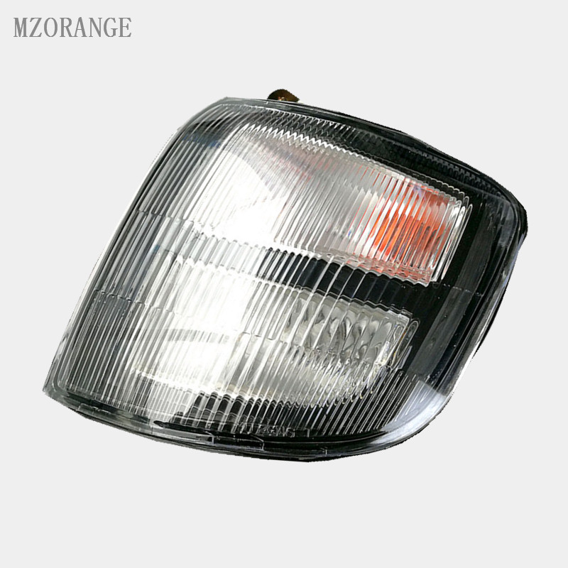 MZORANGE Front Turn Signal lamp light corner lamp Steering Lamp for Mitsubishi Pajero MENTORO V33 1998 Left/ Right mzorange new 1 pair left
