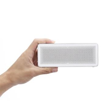Xiaomi Kare Kutu 2 Olası Hoparlör Eller-serbest Bluetooth 4.2 Hoparlör Kablosuz Soundbox 1200mAh Hoparlör Desteği AUX MIC
