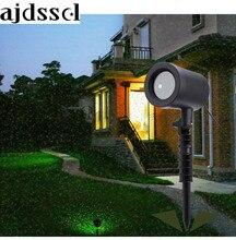 1PCS LED ground Outdoor Laser Projector Sky Star Spotlight Showers Landscape DJ Disco Lights R&G Garden Lawn Christmas party джинсы g star g star gs001ewfzly1