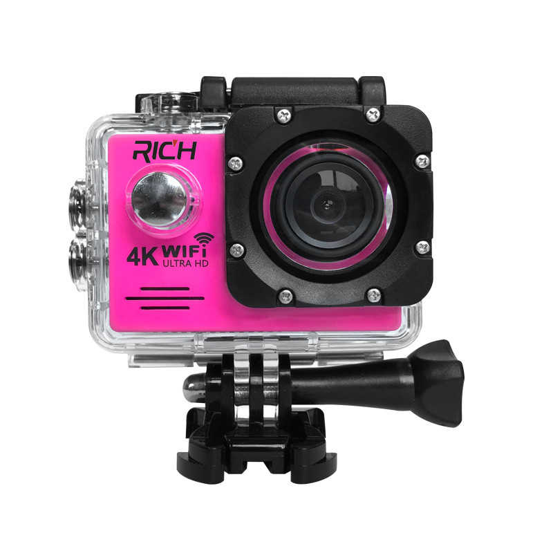 "Andoer Q3H 2 ""Ultra-HD lcd 4 K 25FPS 1080 P 60FPS Wifi Cam FPV видео выход 16MP Экшн-камера"