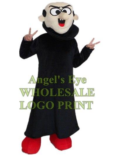 Gargamel costume de mascotte personnage de dessin anim - Gargamel dessin ...