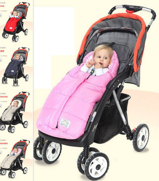 Baby multifunctional sleeping bag holds baby blankets in baby stroller sleeping bag slumber bag FREE SHIPPIG