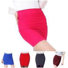 2019 Newly Fashion Hot Womens Office Skirt Casual Pencil OL Wear SMA66
