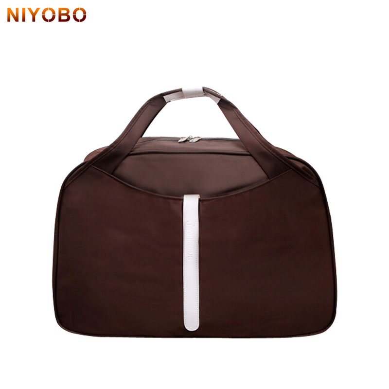 NIYOBO Casual Oxford Women Large Capacity Travel Bag Men Travel Bags Traveling Duffle Bag Ladies Shoulder Bags PT1243