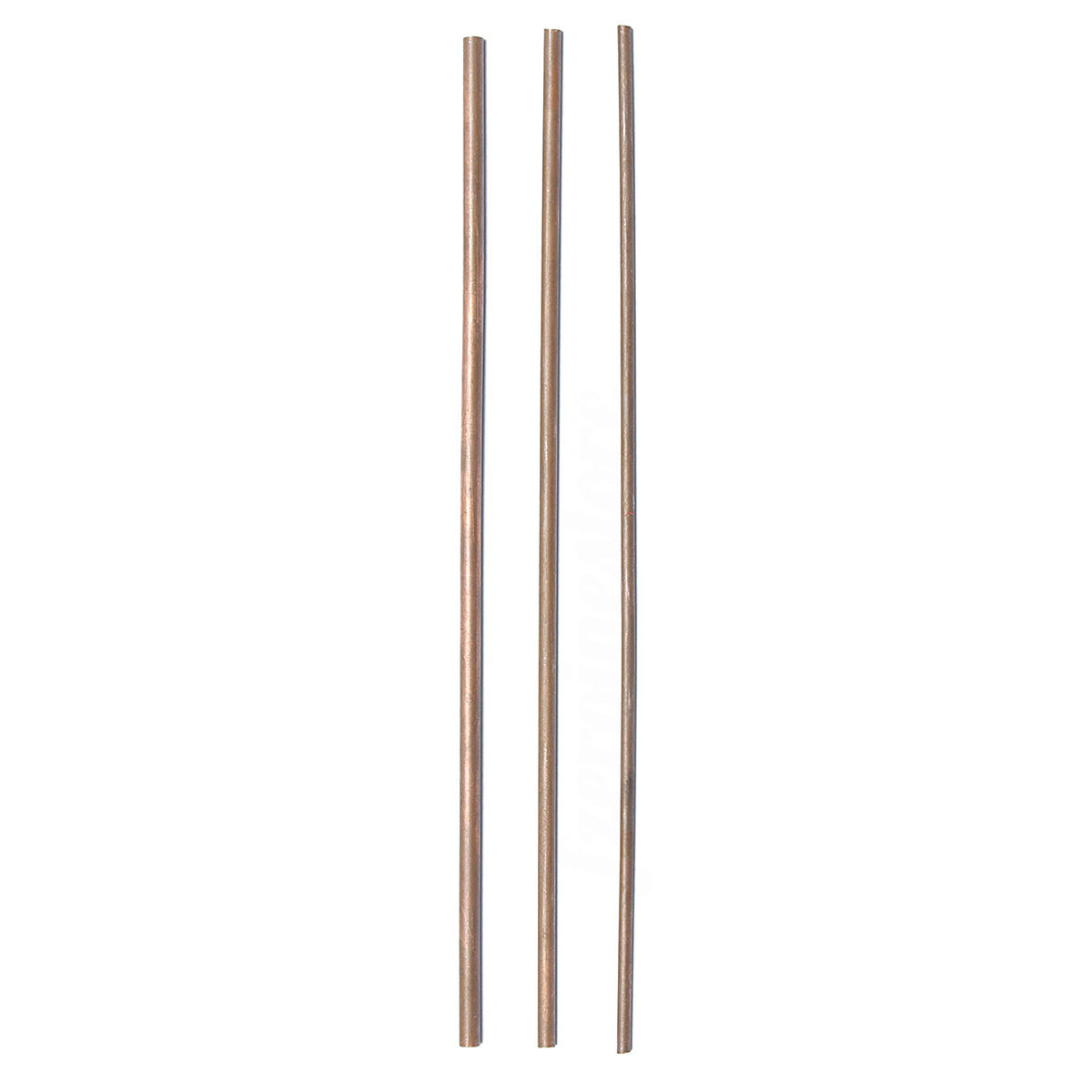 1pc High Purity Copper Tube DIY Plumbing Pipe Rod 3mm/4mm/5mm Inner Diameter 300mm Length 80x2mm copper end feed euqal tee 3 way pipe fitting plumbing for gas water oil