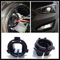H7 HID Xenon bombilla adaptador para KIA K5 HID Xenon bombilla portalámparas adaptador de soporte de base de retención para Hyundai Genesis Coupe Veloster