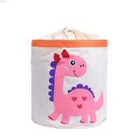 toy Inomata cover band oxford fabric containing box washable plaything storage bucket laundry bag craft storage clothes storage