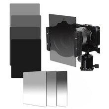 100*150 מצלמה מסנן צפיפות ניטראלי מרובע מלא ND 2 4 8 16, הדרגתי ND 2 4 8 16 כיכר Cokin Z סדרת מסנן עבור Canon ניקון