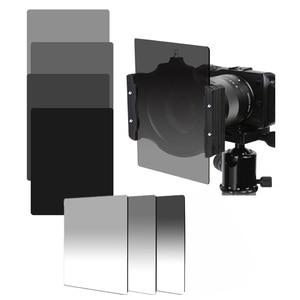 Image 1 - Фильтр для камеры 100*150, квадратный, нейтральная плотность, полный, ND 2 4 8 16, градиентный, ND 2 4 8 16, цветной, квадратный, фильтр серии Cokin Z для Canon N
