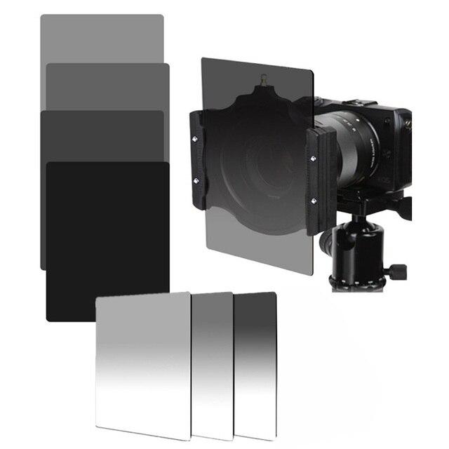 Фильтр для камеры 100*150, квадратный, нейтральная плотность, полный, ND 2 4 8 16, градиентный, ND 2 4 8 16, цветной, квадратный, фильтр серии Cokin Z для Canon N