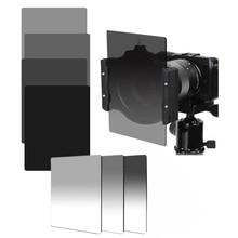 100mm 카메라 필터 정사각형 중립 밀도 전체 ND 2 4 8 16, 점진적 ND 2 4 8 16, 100mm fil 용 컬러 스퀘어 Cokin Z 시리즈 필터