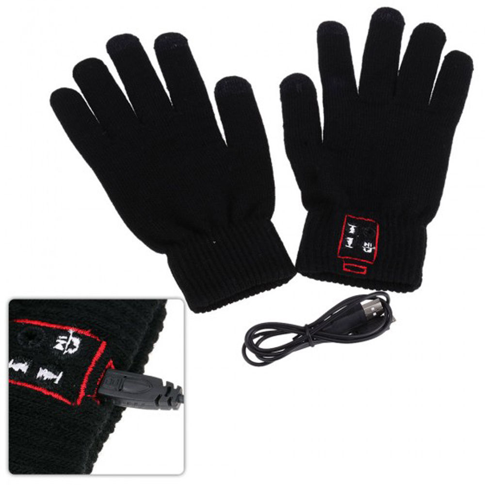 2018 New Bluetooth Gloves Touch Screen glove Mobile Headset Speaker for phone все цены