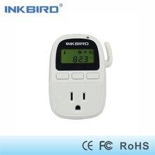 Inkbird C919 110 V 1500 W Smartphone Wifi Numérique Intelligent Température Contrôleur, chauffe-/Thermostat Refroidisseur, minuterie pour Homebrewing