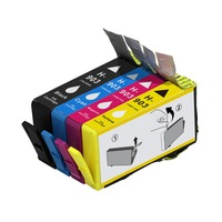 YI LE CAI 4PK 903XL compatible for HP 903 Ink Cartridge OfficeJet 6950 6960 6970 6975 E211 for hp903
