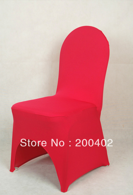 hot pink spandex chair covers gold folding sales promotion free shipping cover lycra for weddings