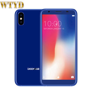 DOOGEE X55 3G Mobile Phones Android 7.1 1 GB + 16 GB Quad Core Smartphone Dual Back