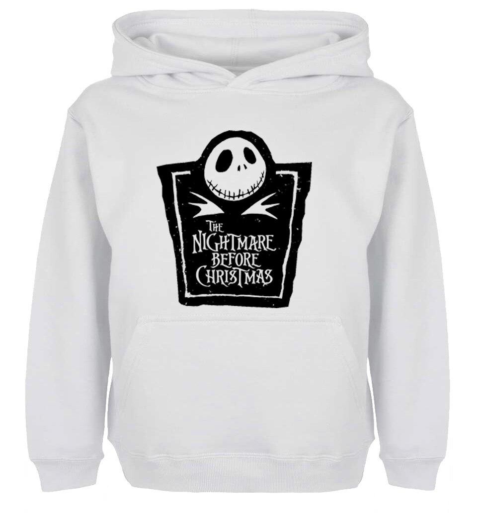 Cool The Nightmare Before Christmas Design Hoodie Men\'s Boy\'s ...
