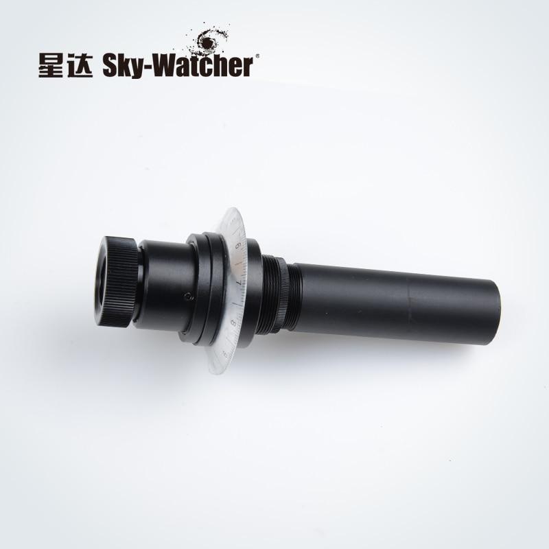 estrela polar sky watcherpt6c espelho heq5 neq6 acessorios telescopio astronomico
