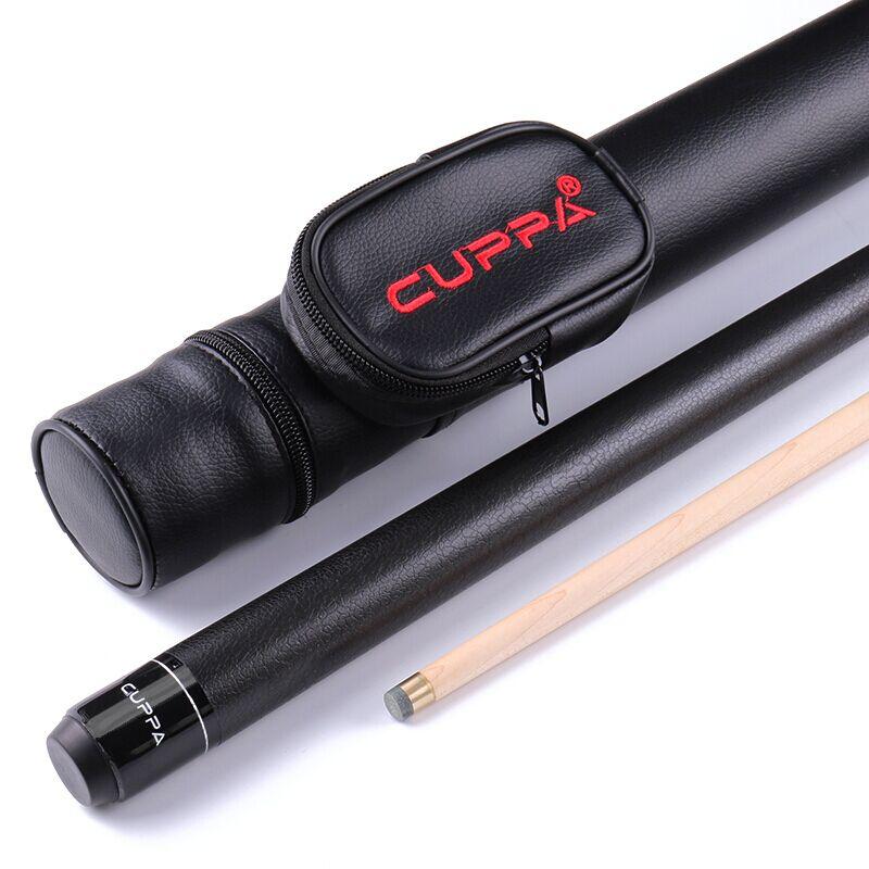 New Cuppa Black Color HS Billiard Pool Cue Stick 10.5mm/11.5mm/13mm Tip China 2018