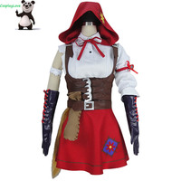 CosplayLove Game Battle Royale Fable Cosplay Costume Dress Custom Made For Halloween Christmas