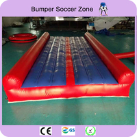 Free Shipping 5*2.7m Inflatable gym Tumble Track Inflatable Air Tumble Track