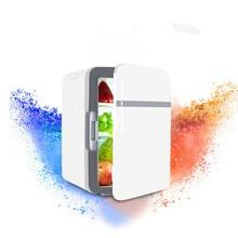 10л Автомобильный холодильник/автомобиль двойного назначения мини-холодильник/домашний маленький морозильник/Холодильный холодильник/холодный и теплый инкубатор