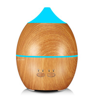 Air Humidifier 300ml Aroma Essential Oil Diffuser LED Light Air Diffuser Air Purifier Aromatherapy Diffusers In