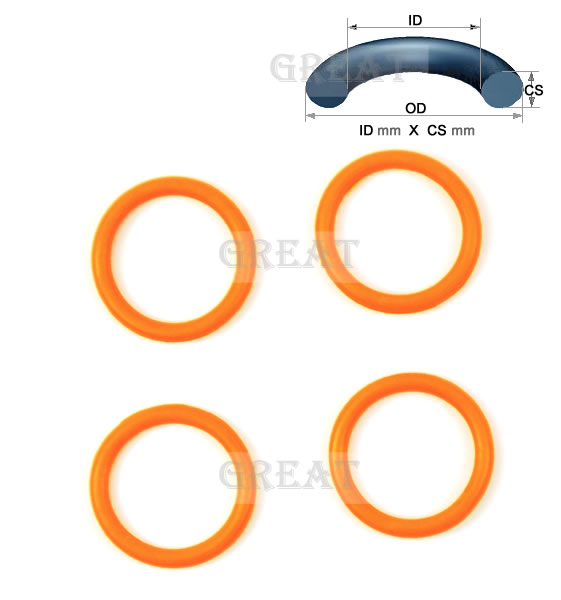 Buy o ring orange and get free shipping on AliExpress.com
