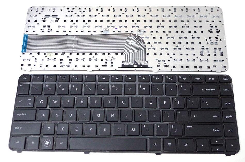 US Black New English Replace laptop keyboard FOR HP DV4-3216 3125 4000 3126 3010TX 3114TX 3115TX