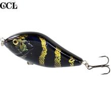 CCLTBA идеальный дизайн слайдер Джеркбейт рыболовный Isca артициальные приманки 10 см 45 г кренкбейты рыболовные снасти приманки
