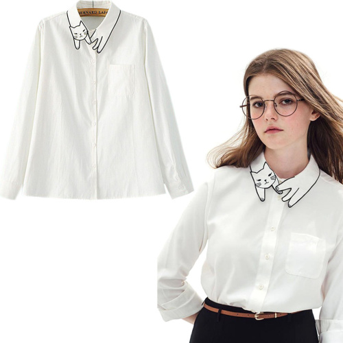 Popular Designer White Blouse-Buy Cheap Designer White Blouse lots ...