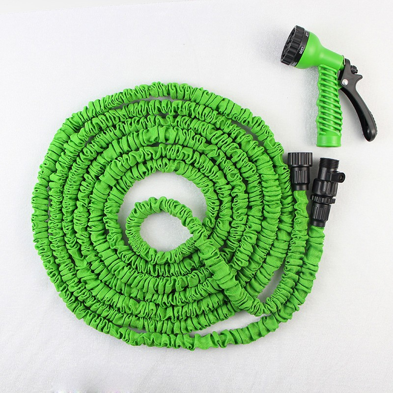 Garden tools 50FT Plastic Expandable Irrigation Water Flexible