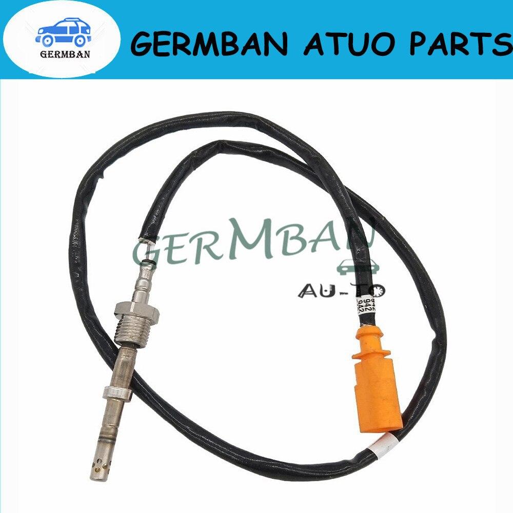 Gaz D/'échappement Capteur De Température Pour AUDI VW SEAT SKODA 1.6 1.9 2.0 TDI