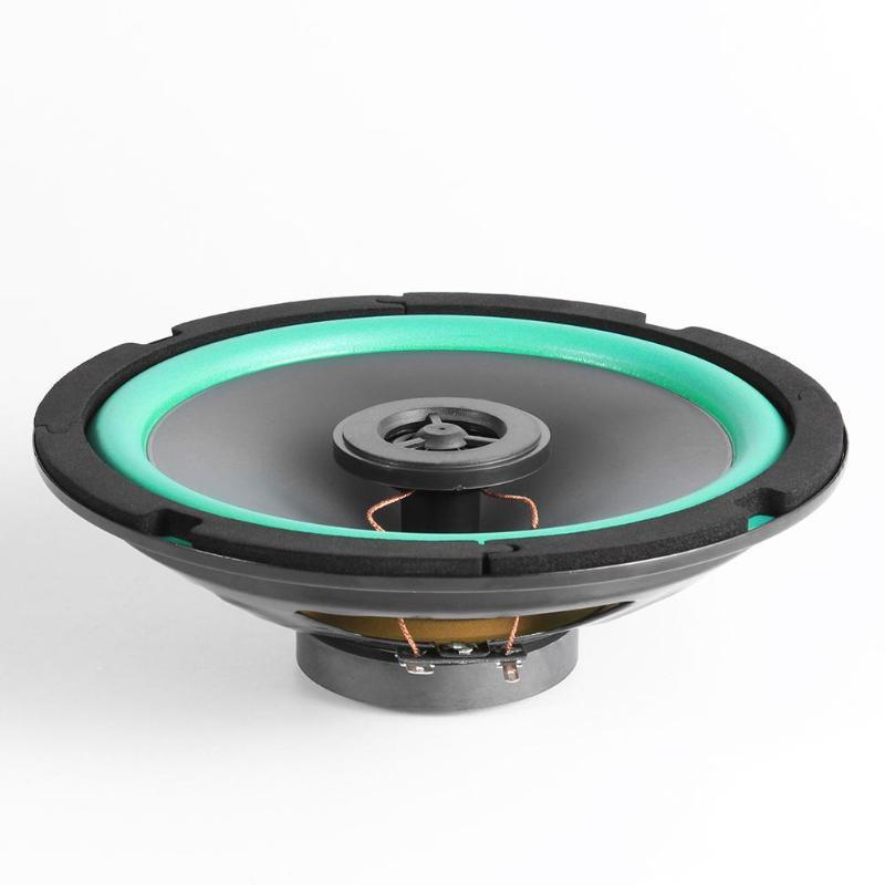 12V 80W 1pcs Auto Car Stereo Speaker Dia 6.5 inch 2 Way Car Coaxial Speaker Auto Audio Music Loudspeaker